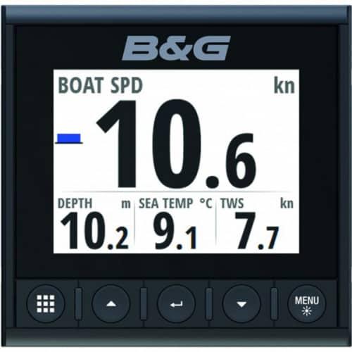 triton2 boat speed