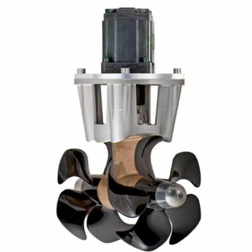 Baugpropell hydraulisk