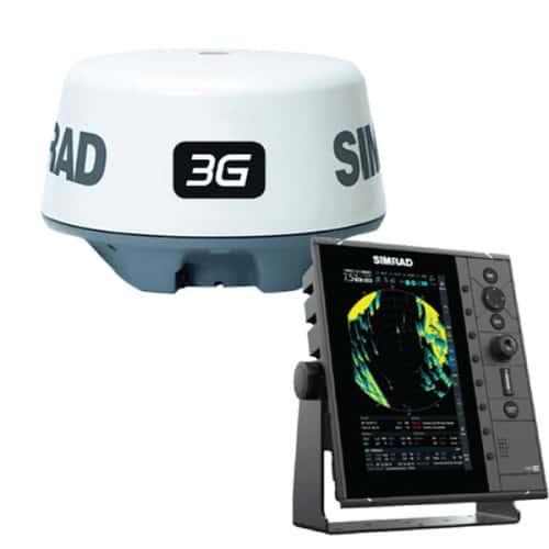 Simrad R2009 med 3G