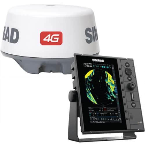 Simrad R2009 med 4G