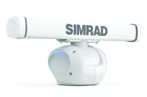 Båtradar - Radar til båt